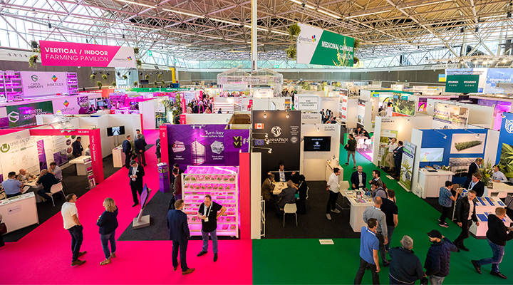 GreenTech Live and Online in RAI Amsterdam