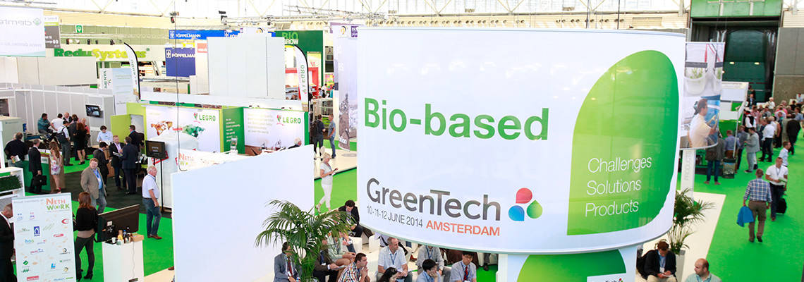 The sun shines on first edition of GreenTech
